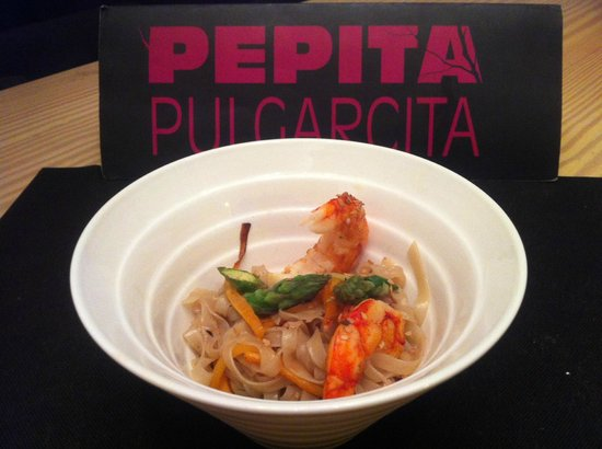 Pepita Pulgarcita: Thai Noodles