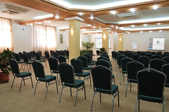 Silver Hotel Conference & Spa: conference
