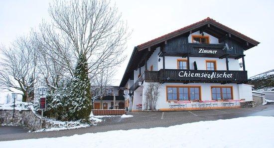 Hotel Zum Fischer Am See In Prien Am Chiemsee
