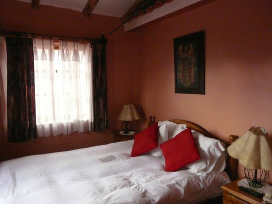 Los Apus Hotel & Mirador: Comfortable room