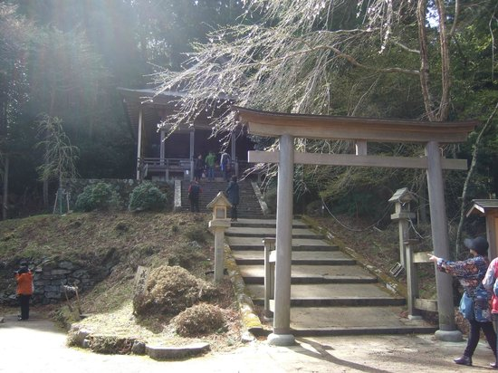 Kinbu Shrine
