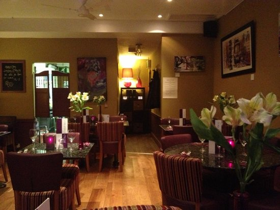 Bistro West 156 - Refurb - now with comfy chairs!