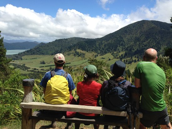 The Villa Backpackers Lodge: Queen Charlotte Sound track
