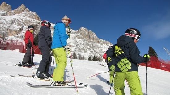 Scuola sci e snowboard Be Free Cortina: scuola sci be free cortina