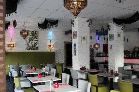 Photo of Mediterranean Restaurant Restaurant Olijfje at Valkenburgerstraat 223d, Amsterdam 1011 MJ, Netherlands