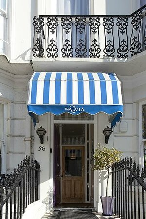 알비아 호텔