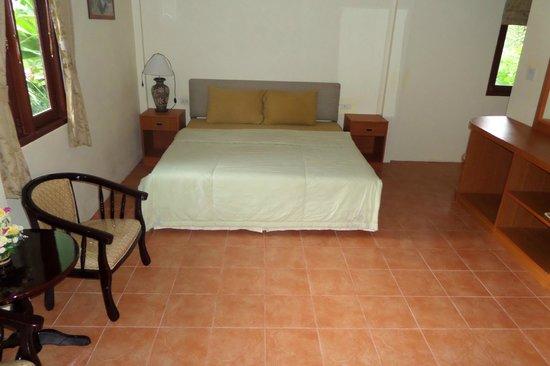 Gerd and Noi Resort: the bedroom