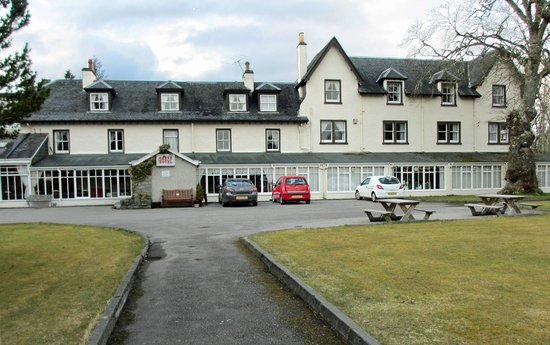 Garve Country Hotel: The hotel
