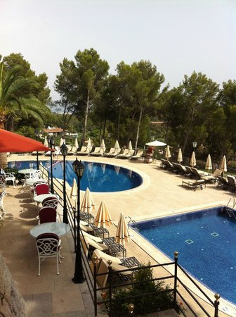 Castillo Hotel Son Vida, a Luxury Collection Hotel: Adult pool