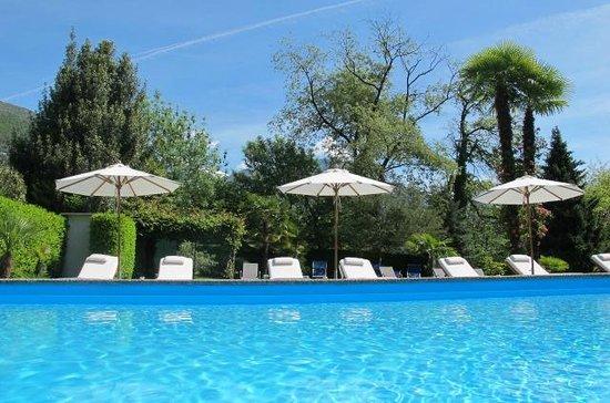 Remorino Hotel-Garni : Schwimmbad