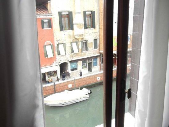 Suite in Venice Ai Carmini: vista