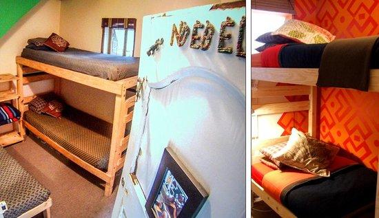 African Heart Backpackers: Dorm Rooms
