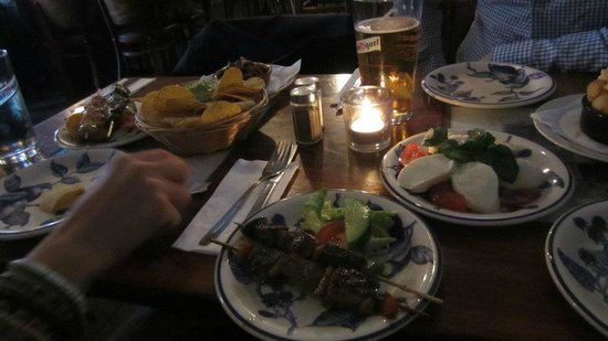 Caliente Tapas Bar Kungsholmen: Yummy!