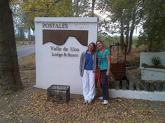 Postales Boutique Wine Hotels - Valle de Uco: entrada al hotel