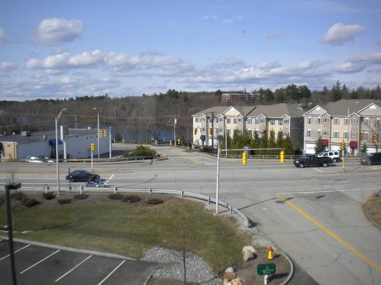 La Quinta Inn & Suites Manchester : View from room 432