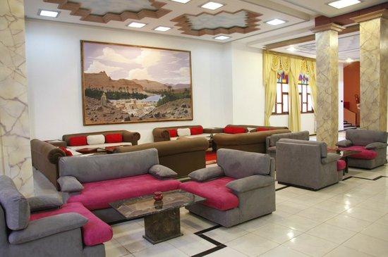 El Ati Hotel: HALL