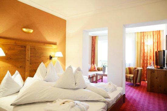 Hotel Theodul: Juniorsuite Kitzbühel