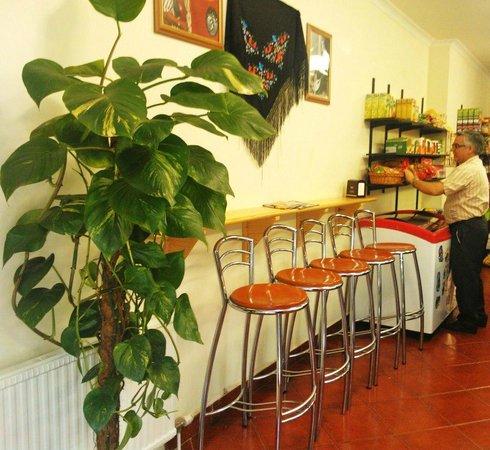 Saraiva's Restaurant: Bar