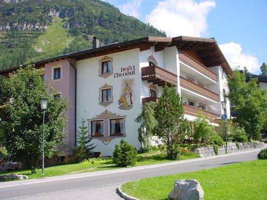 ****Hotel Theodul im Sommer