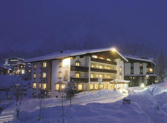 ****Hotel Theodul im Winter