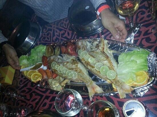 Ali Baba Restaurant: pesce a volont?