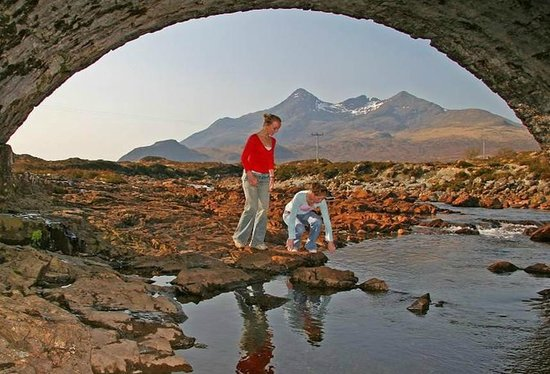 Haggis Adventures : In the shadow of the Black Cuillins