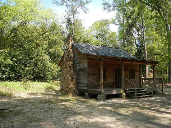 North Augusta, SC: Old Cabin