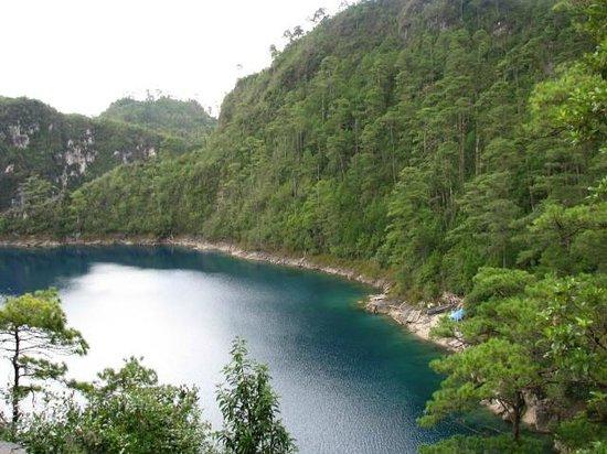 Chiapas Tours Day Tours: Montebello Lagunes