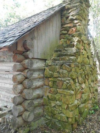 Living History Park: Chimney