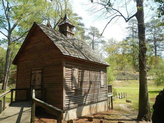 Living History Park: School house