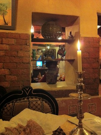 Beldy Restaurant: interno sala