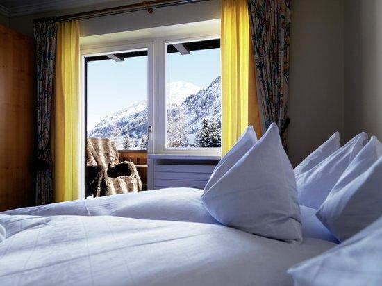 Hotel Theodul: Doppelzimmer
