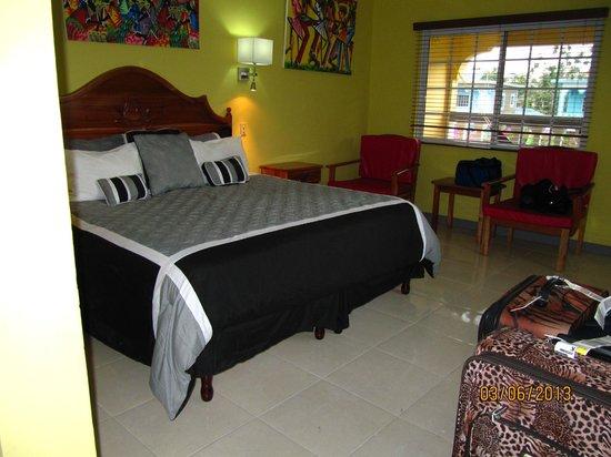 Seastar Inn: Our room  #18