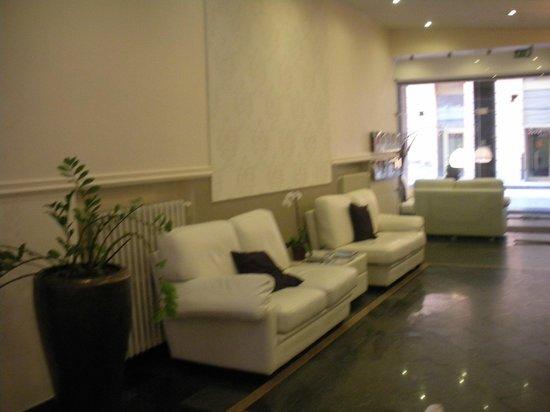 Ambra Hotel: ingresso