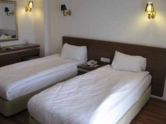 Eftalia Aqua Resort: Chambre