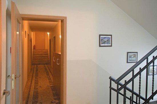 Grizins Hotel: inside hotel
