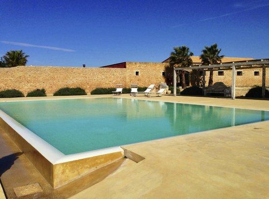 Baglio Donna Franca: Pool