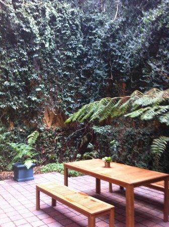 เพนซิโอเน บูติค โฮเต็ล เมลเบิร์น: Courtyard room