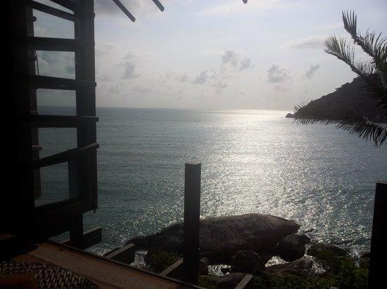 Panviman Resort - Koh Pha Ngan: View from breakfast