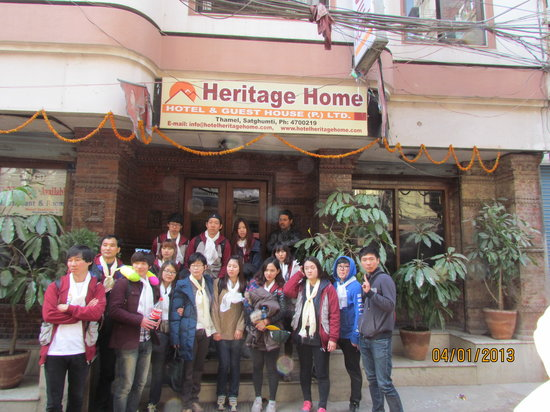 Heritage Home Hotel & Guest House: Group of Heritage Home From Korea