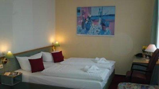Burg Hotel Ziesar: Doppelzimmer