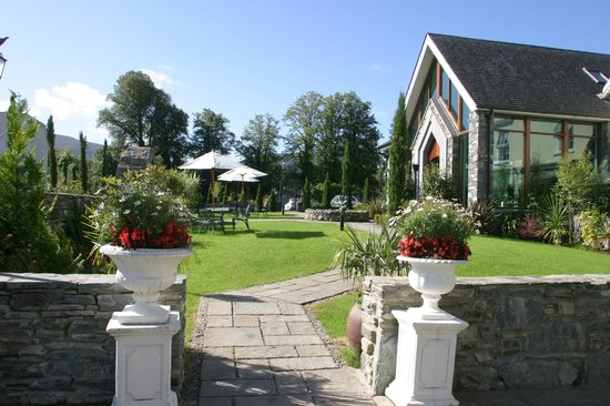 Muckross Park Hotel & Spa: Atrium Gardens