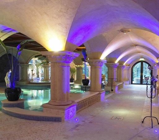 Muckross Park Hotel & Spa: Spa at Muckross