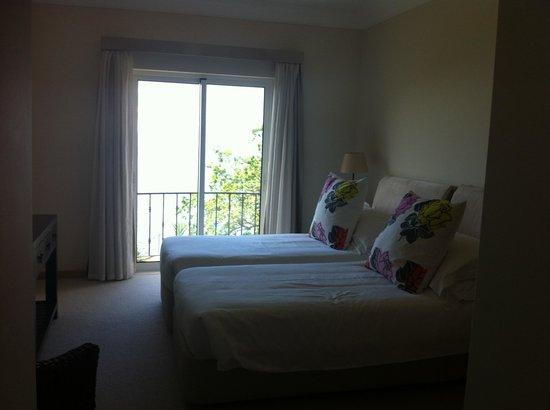 Palheiro Village: Una delle due camere da letto