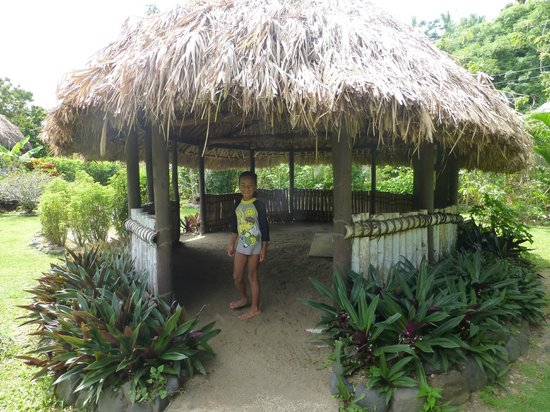 Gecko's Resort: Part of the cultural tour