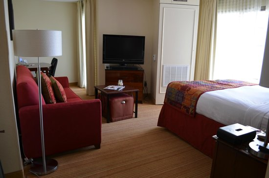Residence Inn Beverly Hills: Studio, 1 Queen, Sofabed