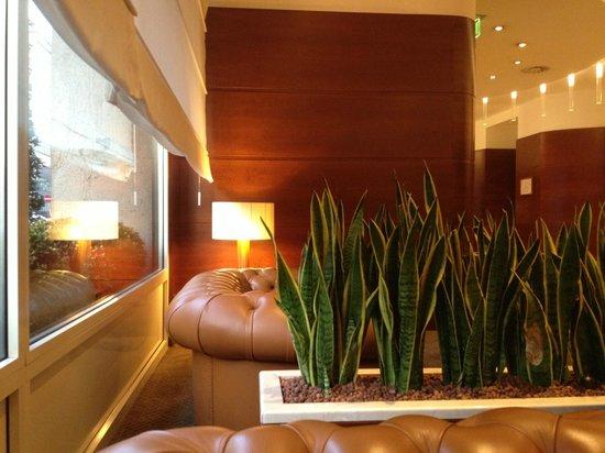UNA Hotel Cusani: Reception