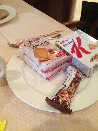 UNA Hotel Cusani: Colazione