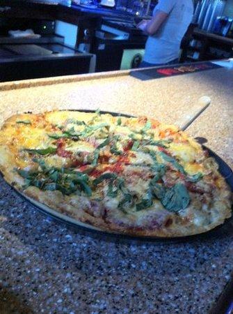 Silver Beach Pizza: Sicilian