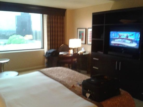 InterContinental Dallas: another view of room